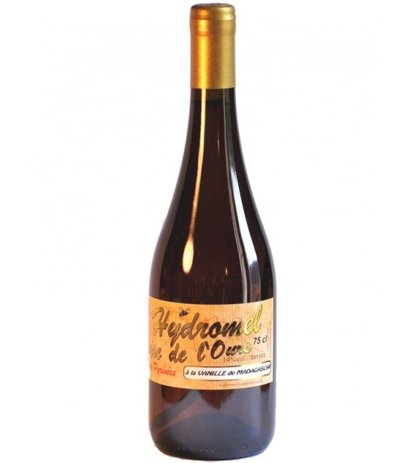 Vanilla Honey Wine 75cl
