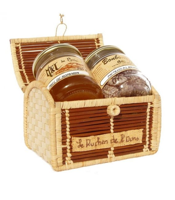 Small Jewellery Box with 2 jars 250g