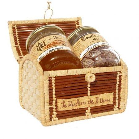 Small Jewellery Box with 2 jars 250g
