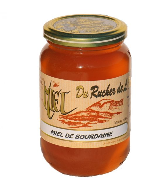 Clear Buckthorn Honey 500g
