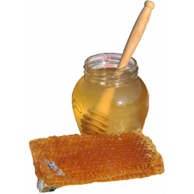 cuillère a miel en buis