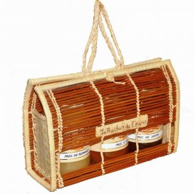 Fern Carrying Case with 3 jars 500gr