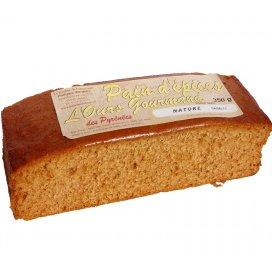 Pan de especias : 50% de miel