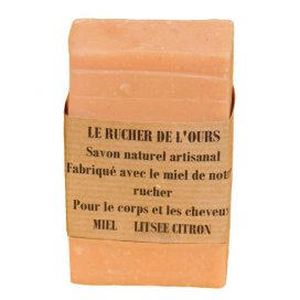 Honey Soap and Litsée