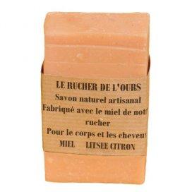 Honigseife mit Litsea Cubeba