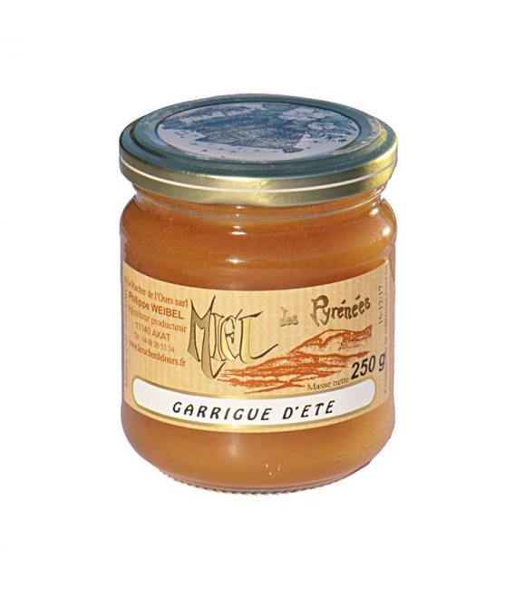 Miel de Buplèvre 250g liquide