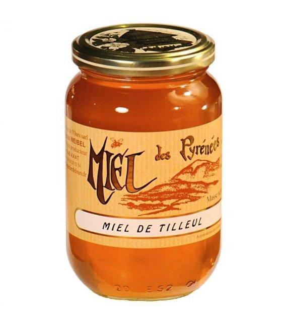 Miel de Tilleul 500g liquide
