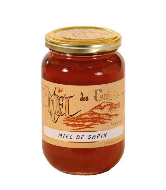 Miel de Sapin pot verre 500g