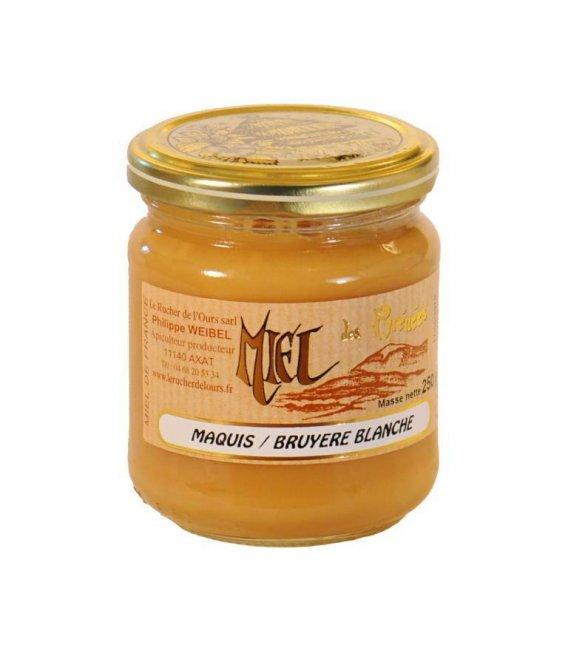 White heather Honey