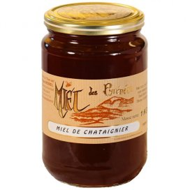 Clear Chestnut Honey kg
