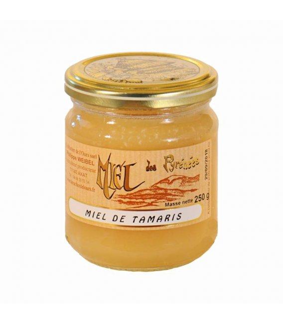 Miel de Tamaris 250g crémeux