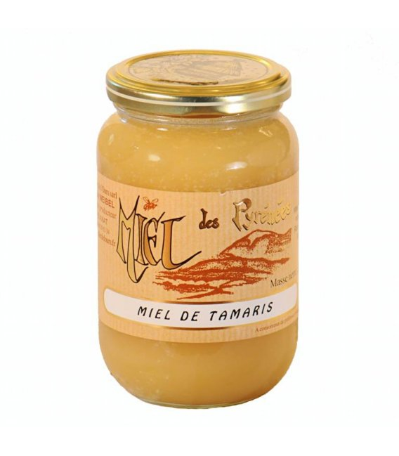 Creamed Tamarisk Honey 500g