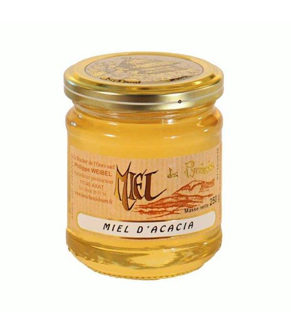Miel d'Acacia 250g liquide