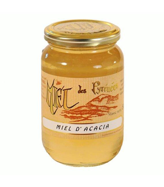 Miel d'Acacia 500g liquide