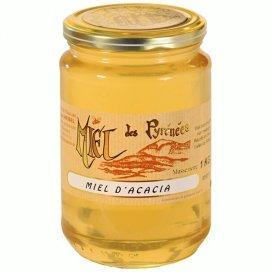Miel d'Acacia kg liquide