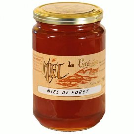 Clear Forest Honey kg