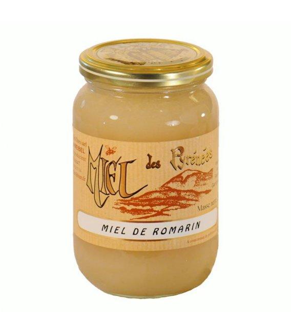 Miel de Romarin 500g crémeux