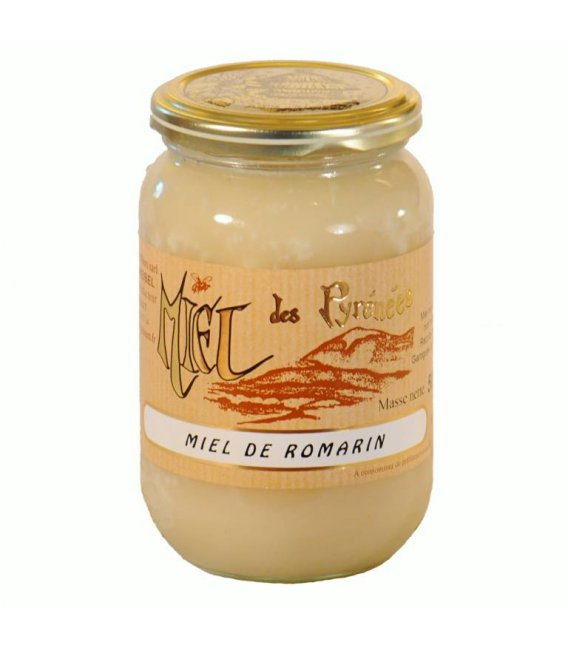 Creamed Rosemary Honey 500g