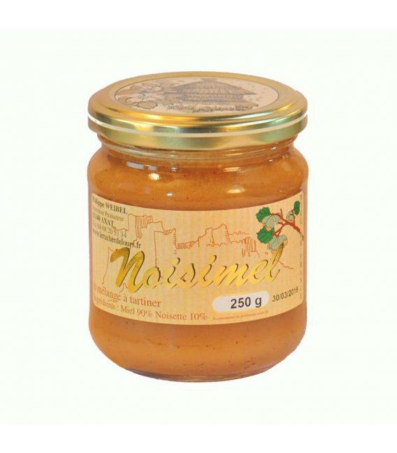 Miel à la Noisette 250g crémeux