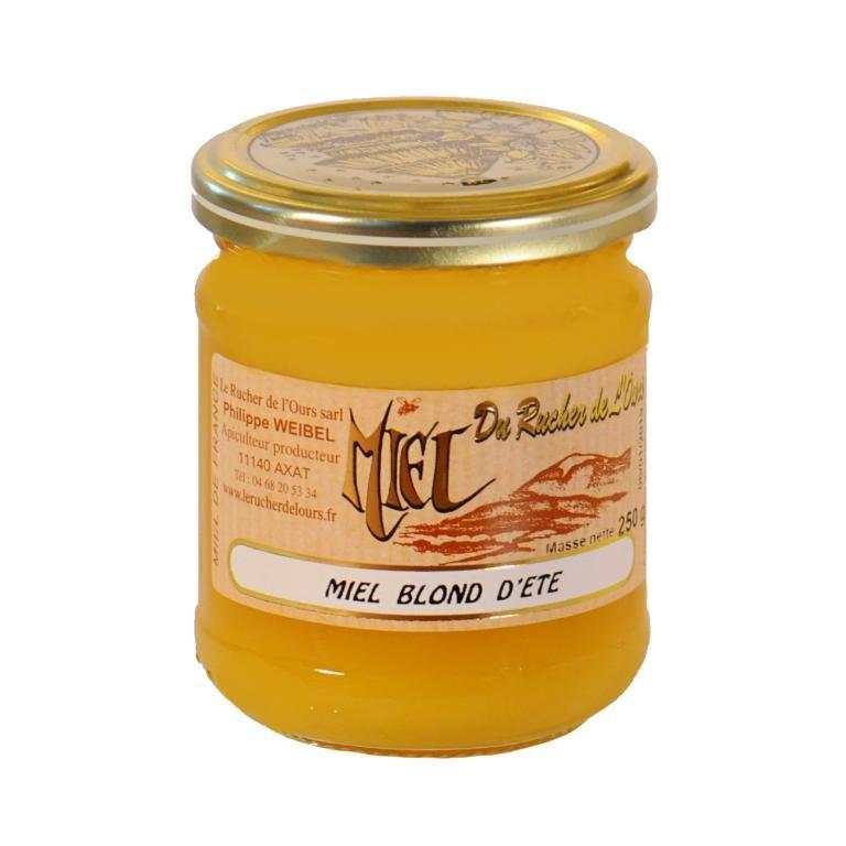 Miel de girasol