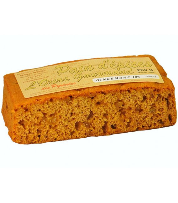 Ginger-Honigkuchen
