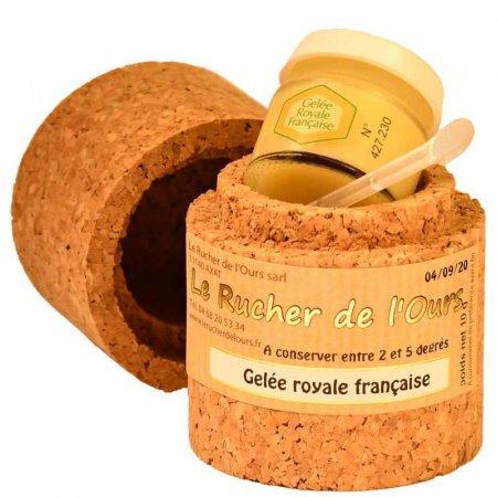 Gelée royale Française