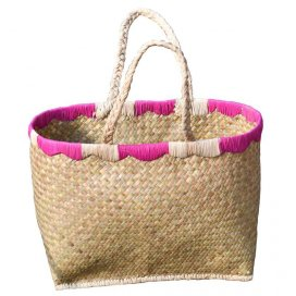 Natural fiber Basket
