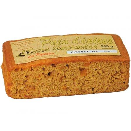 Pastís de mel amb taronja
