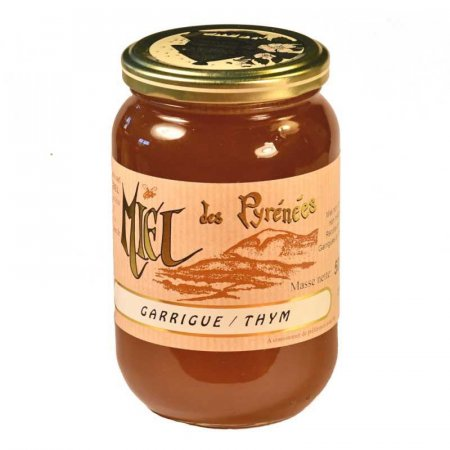 Miel de Garrigue-Thym