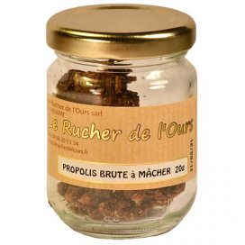 Propolis pure à macher
