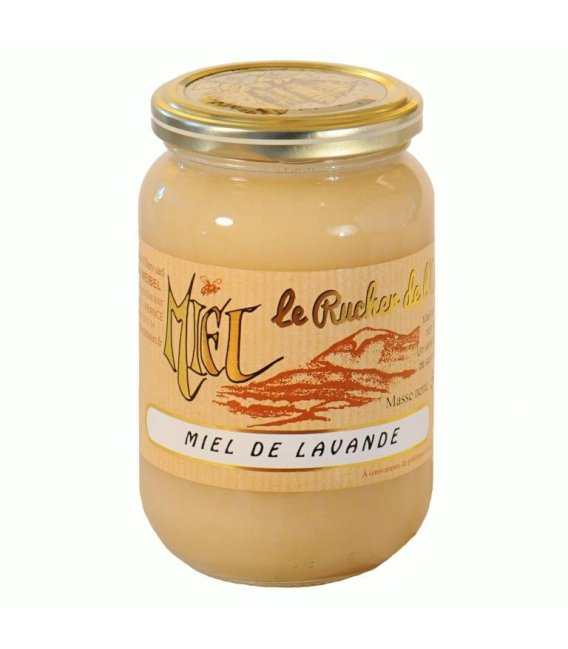 Creamed Lavender Honey 500g