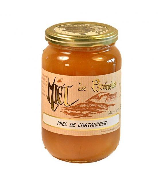 Miel de Châtaignier 500g crémeux