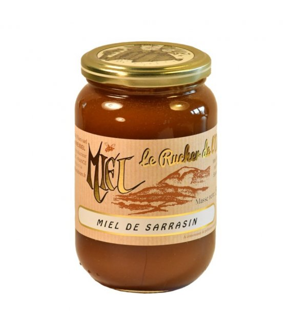 Miel de Trigo sarraceno 500g