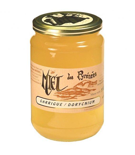 Miel de Garrigue-Dorycnium kg liquide