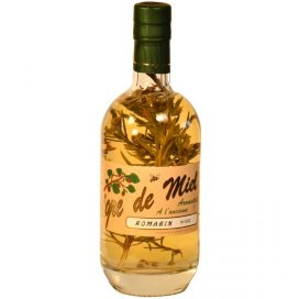 Vinaigre de Miel au Romarin 50cl